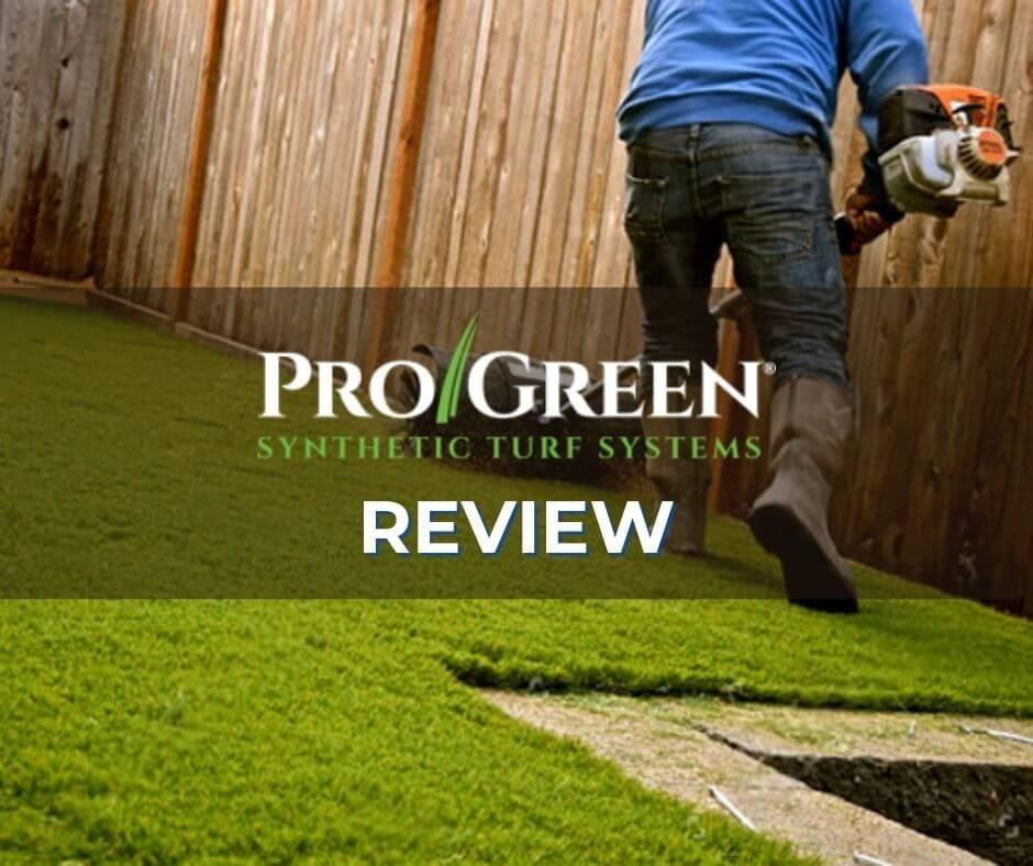 progreen synthetic grass reviews